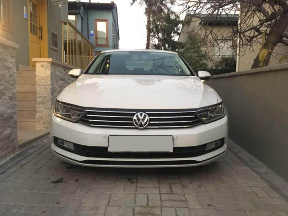 VOLKSWAGEN Passat 2017 Model Dizel Otomatik Vites Kiralik Araç - 1711