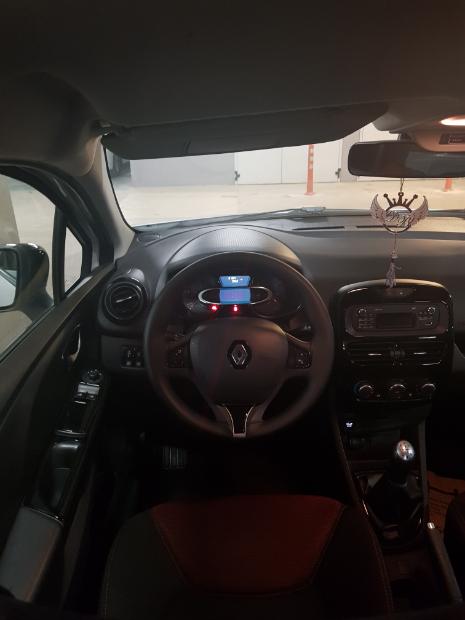 RENAULT Clio 2016 Model Dizel Manuel Vites Kiralik Araç - 7112