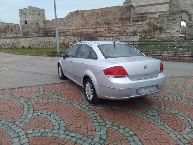 FIAT Linea 2009 Model Dizel Otomatik