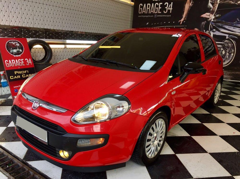 FIAT Punto 2010 Model Dizel Manuel Vites Kiralik Araç - 5885