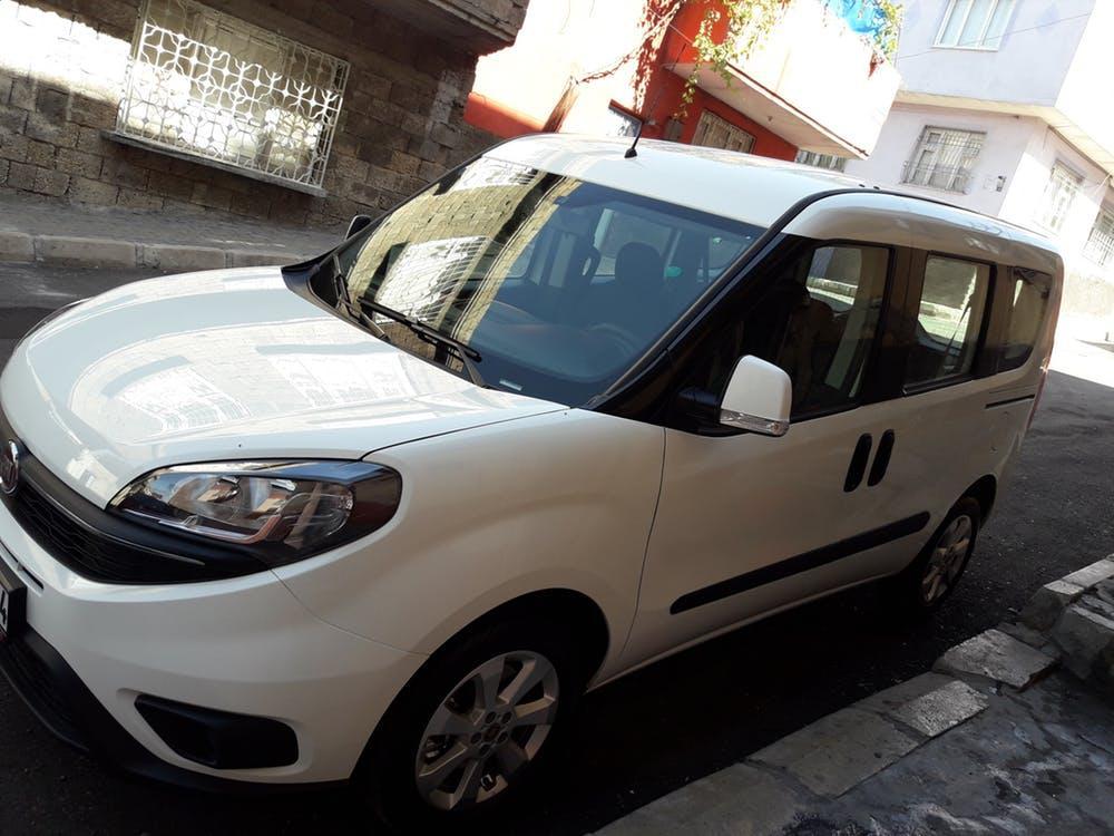 FIAT Doblo 2018 Model Benzin Manuel Vites Kiralik Araç - 79EC