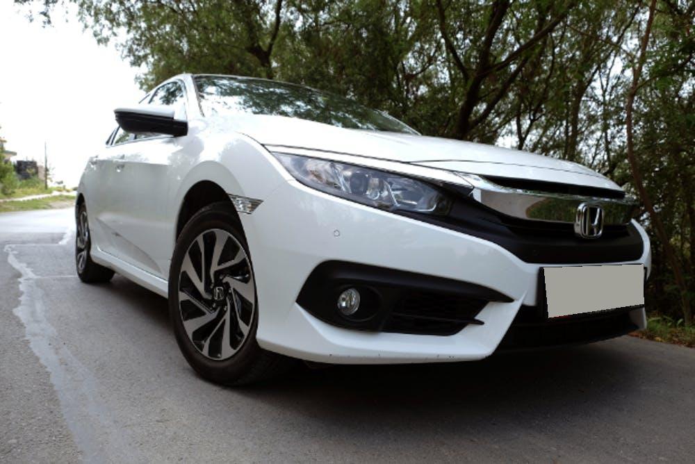 HONDA Civic 2017 Model LPG Otomatik Vites Kiralik Araç - 5BC0
