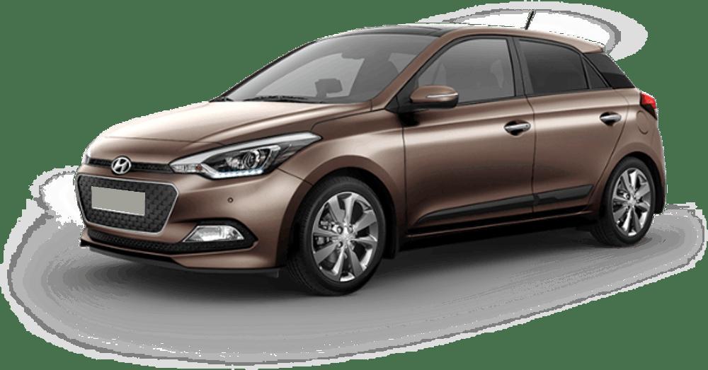 HYUNDAI i20 2015 Model Benzin Manuel Vites Kiralik Araç - 9670