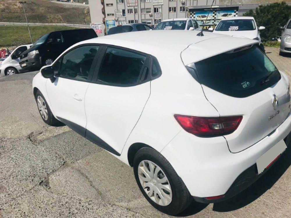 RENAULT Clio 2016 Model Dizel Manuel Vites Kiralik Araç - 9253