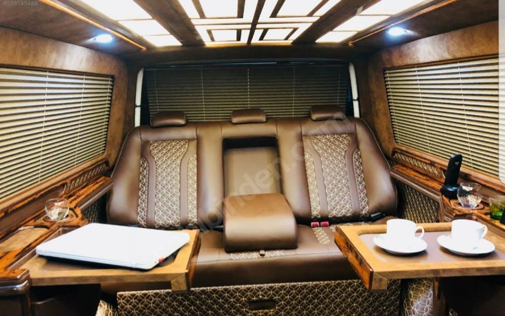 VOLKSWAGEN Transporter 2017 Model Dizel Manuel Vites Kiralik Araç - B6CA