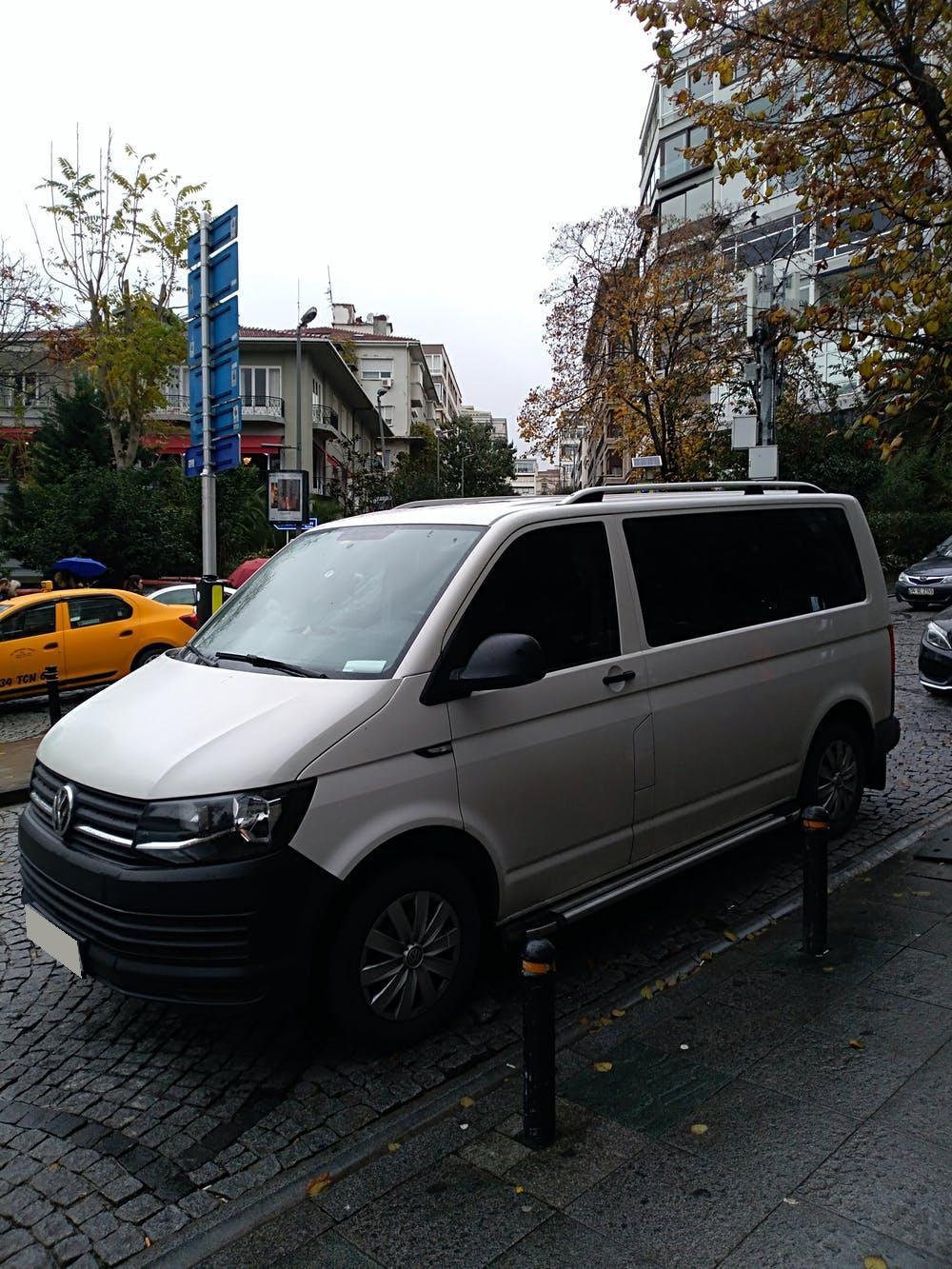 VOLKSWAGEN Transporter 2017 Model Dizel Manuel Vites Kiralik Araç - 8102