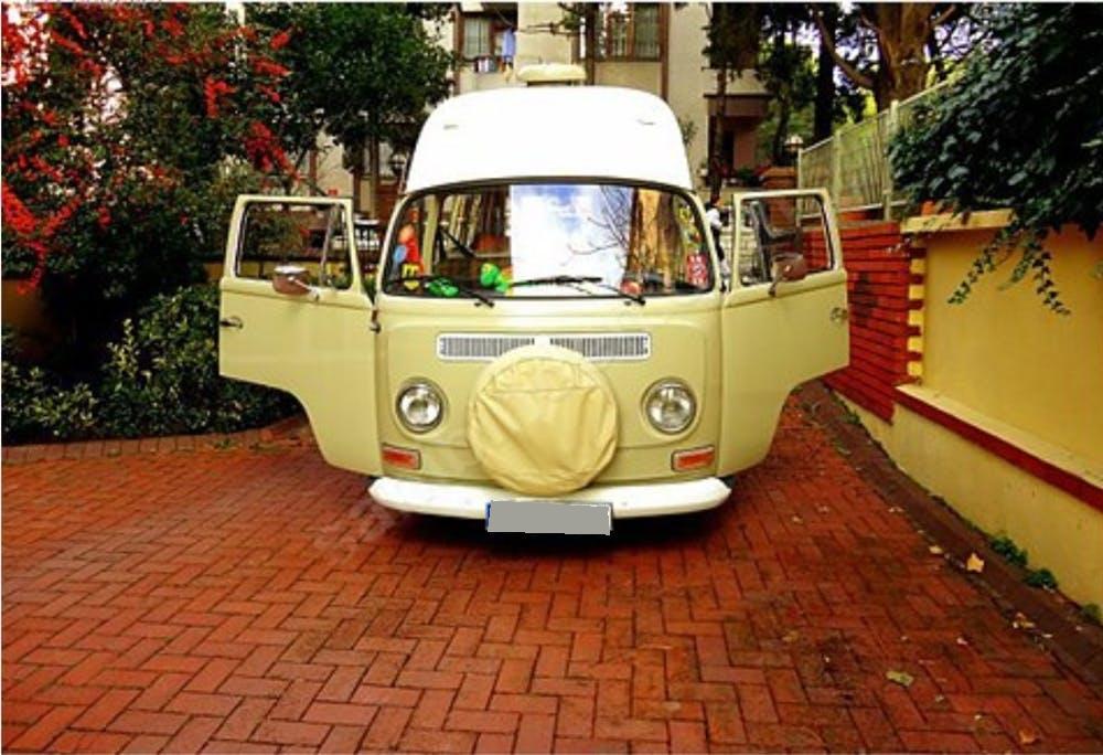 VOLKSWAGEN 146 1969 Model Benzin Manuel Vites Kiralik Araç - 8ECC