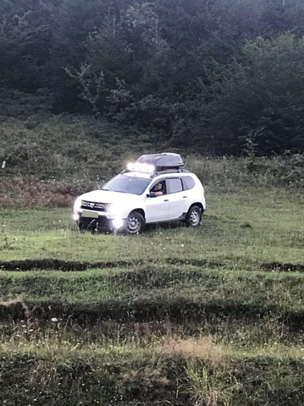 DACIA Duster 2014 Model Dizel Manuel Vites Kiralik Araç - E221