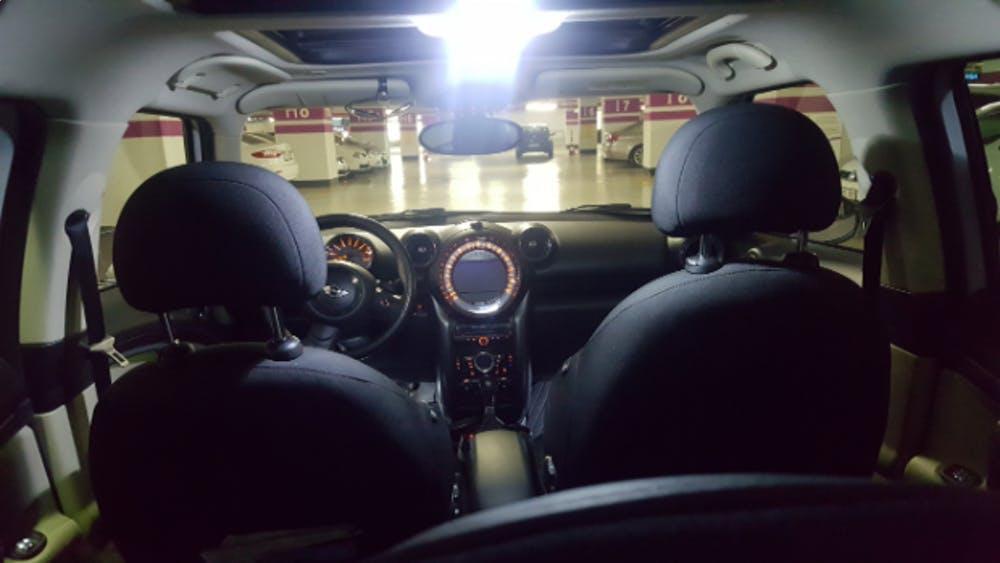 MINI Cooper Countryman 2015 Model Benzin Otomatik Vites Kiralik Araç - 9369