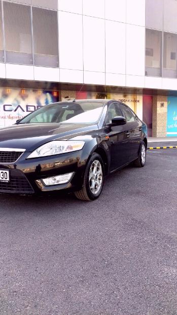 FORD Mondeo 2010 Model Benzin Manuel Vites Kiralik Araç - 02FA