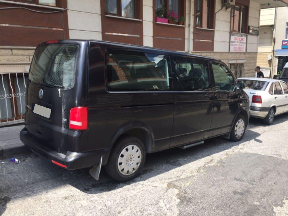 VOLKSWAGEN Transporter 2015 Model Dizel Manuel Vites Kiralik Araç - DFDE