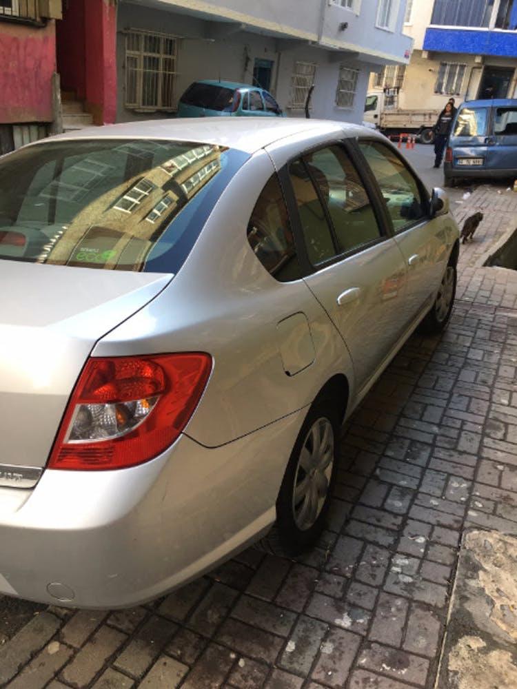 RENAULT Symbol 2012 Model Benzin Manuel Vites Kiralik Araç - 3957