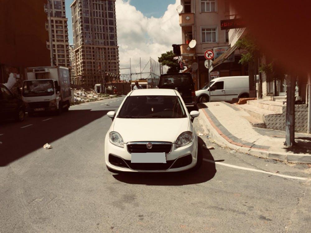 FIAT Linea 2014 Model Dizel Manuel Vites Kiralik Araç - 557D
