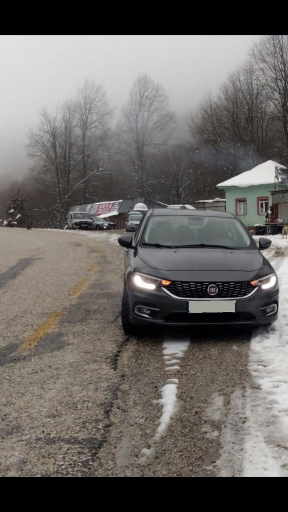 FIAT Egea 2018 Model Benzin Manuel Vites Kiralik Araç - 3389