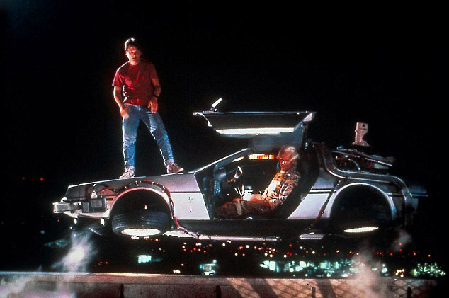 Back to Future, Geleceğe Dönüş, 1981 DMC - 12