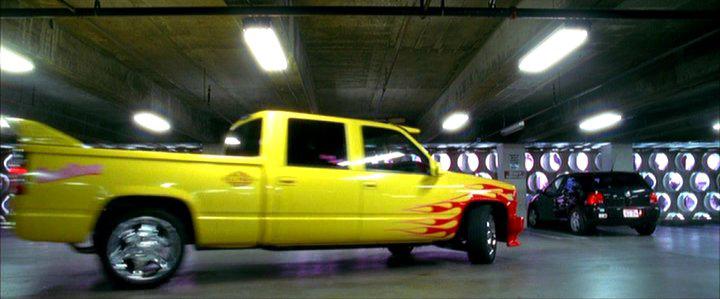 Kill Bill, 1997 Chevrolet 2500 Silverado Fleetside