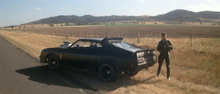 Mad Max Araba, 1973 Ford Falcon GT (XB)