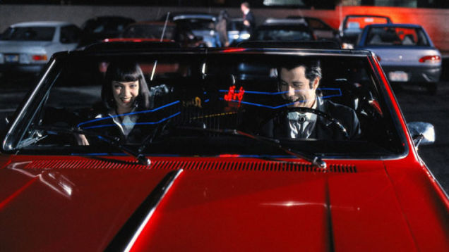 Pulp Fiction, 1964 Chevelle Malibu