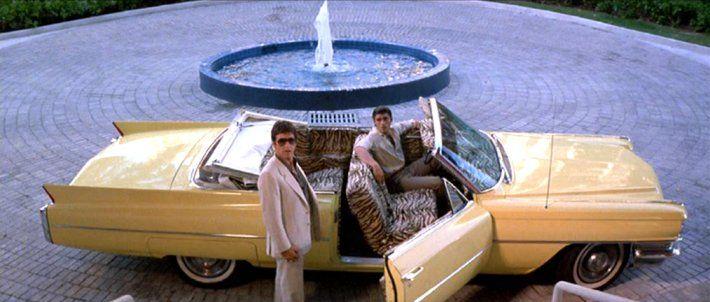 Scarface, 1963 Cadillac Series 62