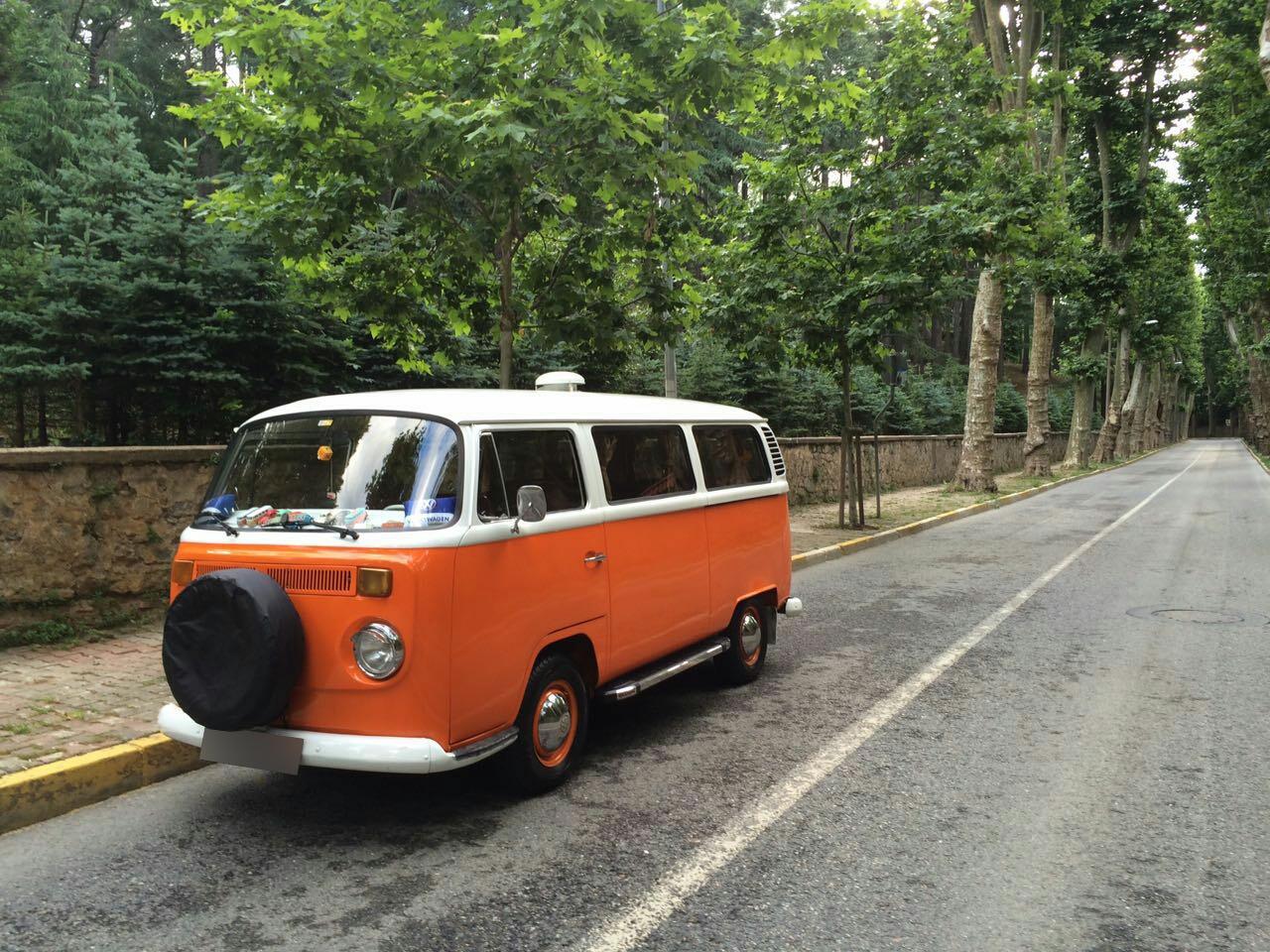 Volkswagen T2, Bayramda Araç Kiralama