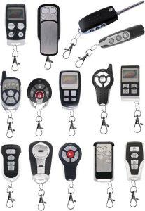 kumandalı alarm sistemi