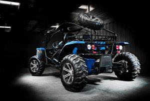 elektrikli ATV