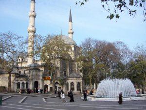 Eyüp Sultan Camii ve Türbesi