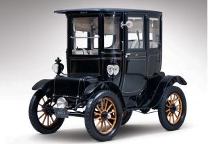 elektirkli arabanın tarihi