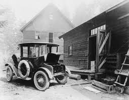 elektrikli arabanın tarihi