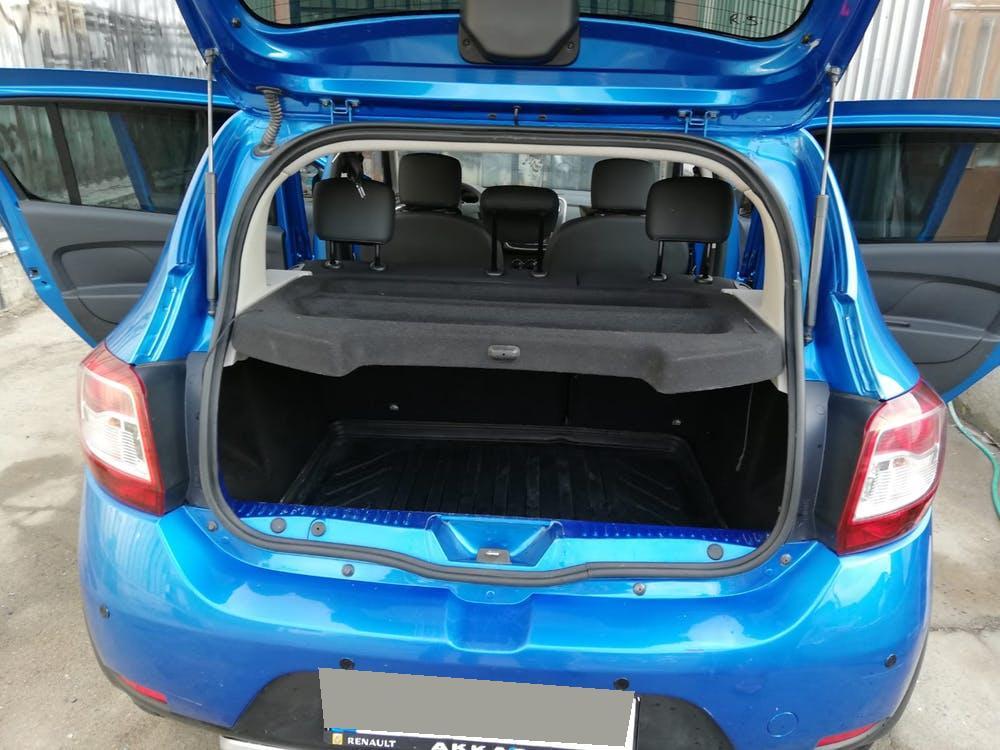 DACIA Sandero 2013 Model Benzin Manuel Vites Kiralik Araç - 2E37