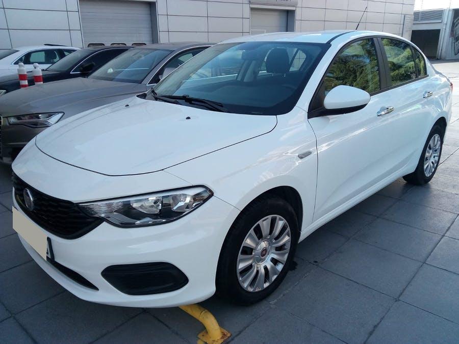FIAT Egea 2017 Model Dizel Manuel Vites Kiralik Araç - 1711