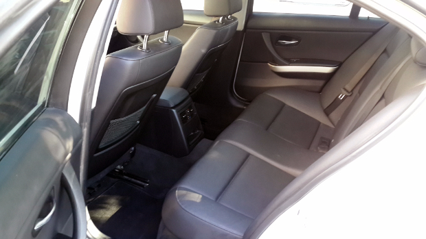 BMW 3 Serisi 2012 Model Dizel Otomatik Vites Kiralik Araç - 8A2F