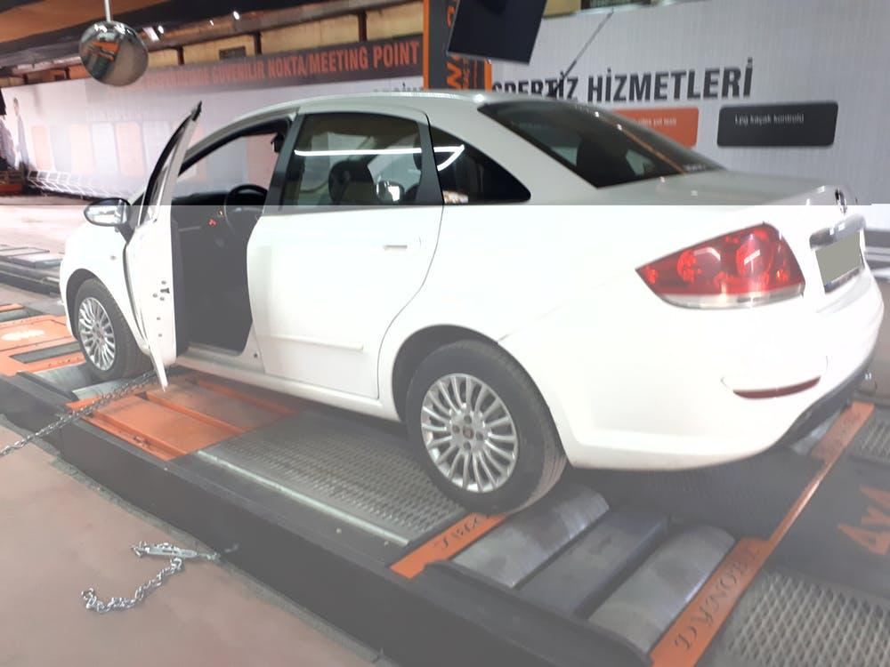 FIAT Linea 2015 Model Dizel Manuel Vites Kiralik Araç - 2948