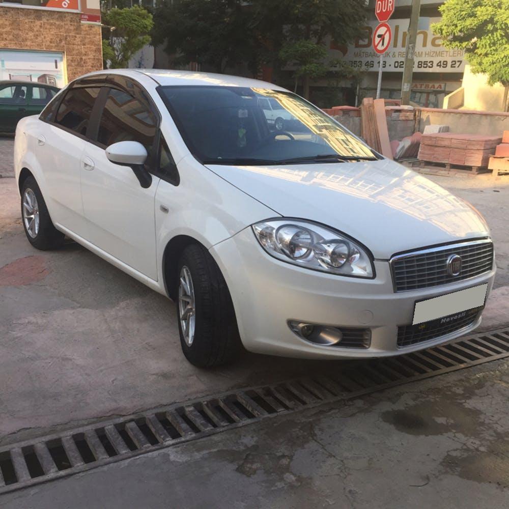FIAT Linea 2013 Model Dizel Manuel Vites Kiralik Araç - 3679