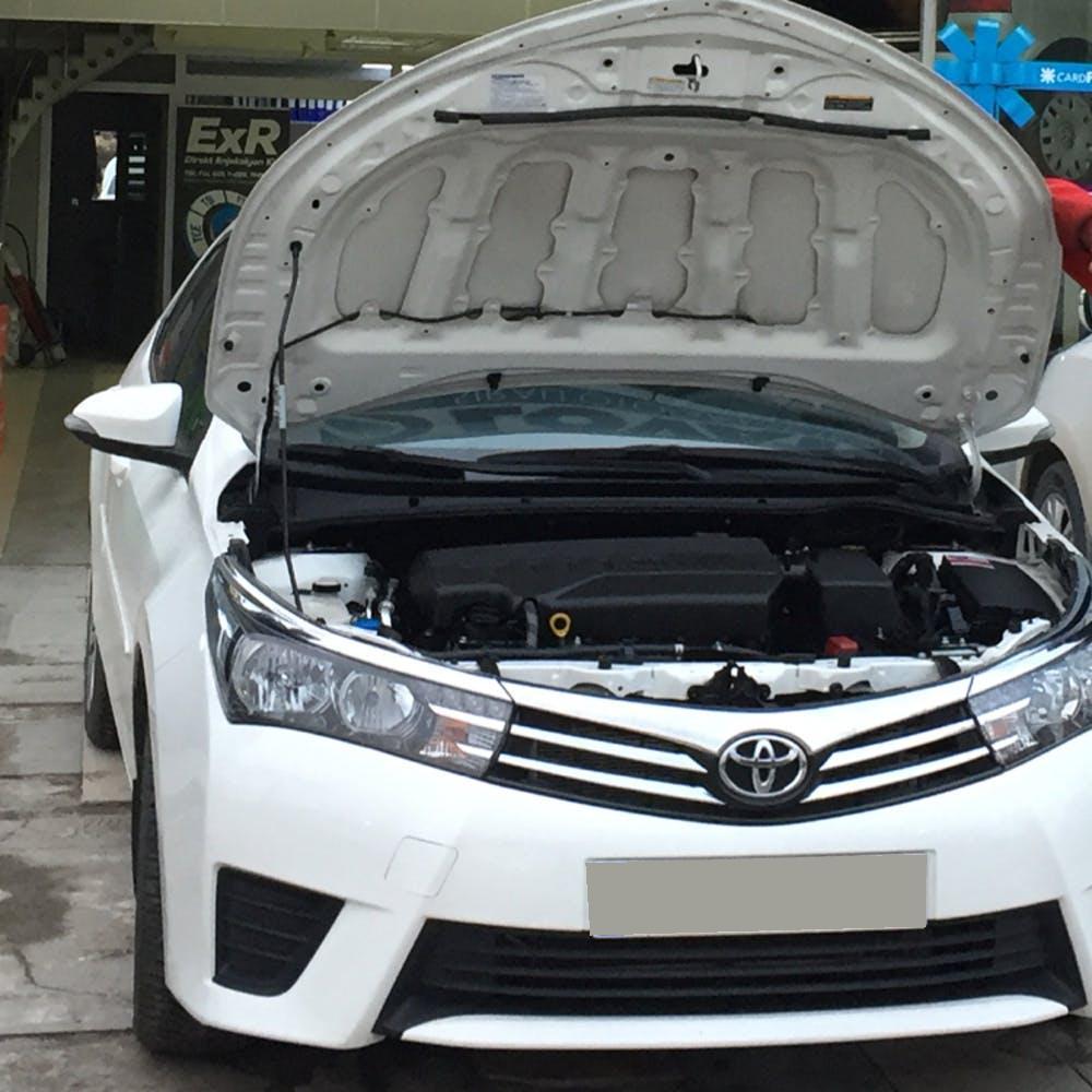 TOYOTA Corolla 2016 Model LPG Manuel Vites Kiralik Araç - 3770