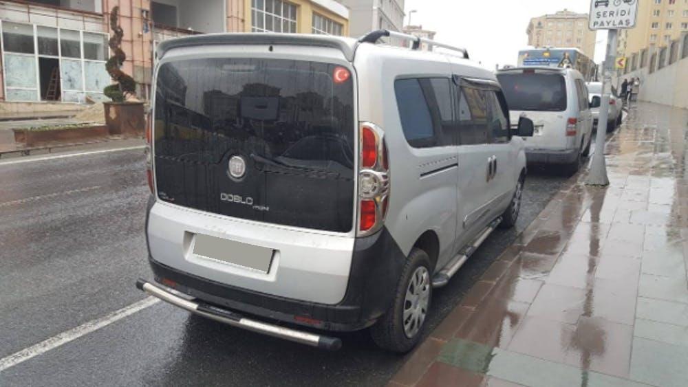 FIAT Doblo 2011 Model Dizel Manuel Vites Kiralik Araç - 716D