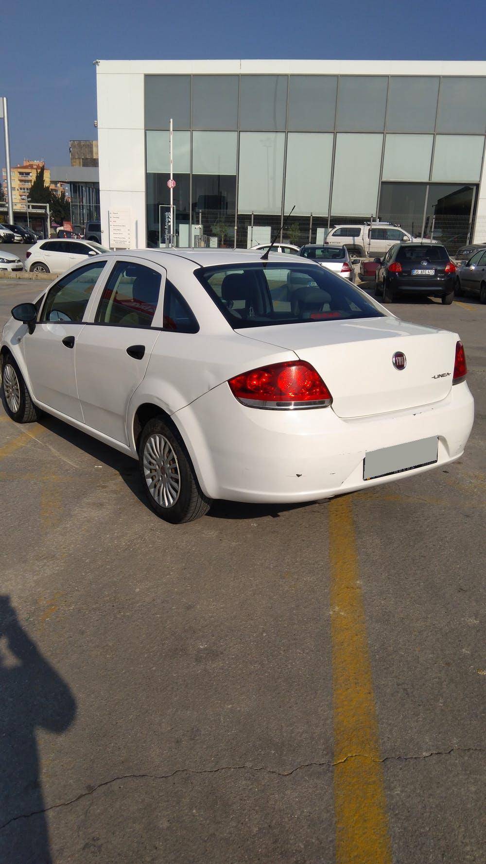 FIAT Linea 2013 Model Dizel Manuel Vites Kiralik Araç - 8811