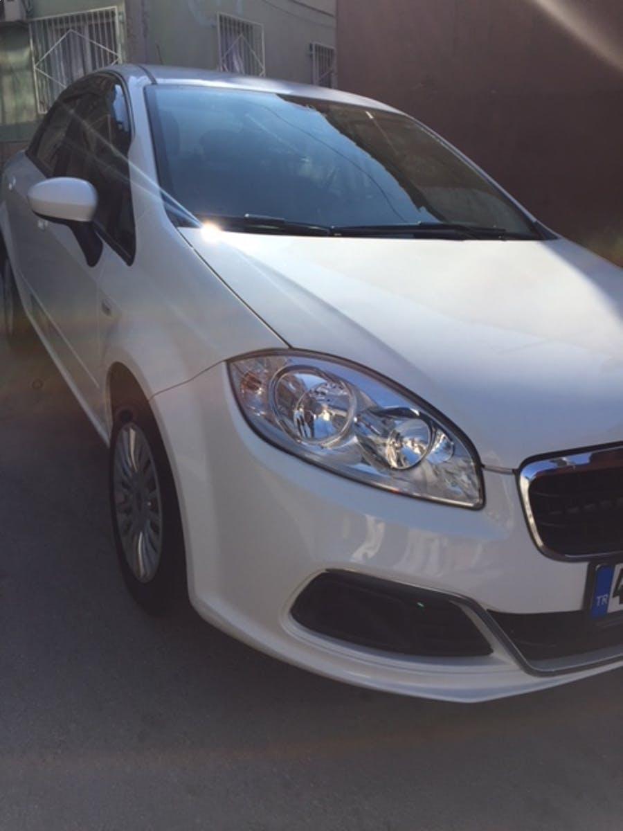 FIAT Linea 2014 Model Dizel Manuel Vites Kiralik Araç - 609E