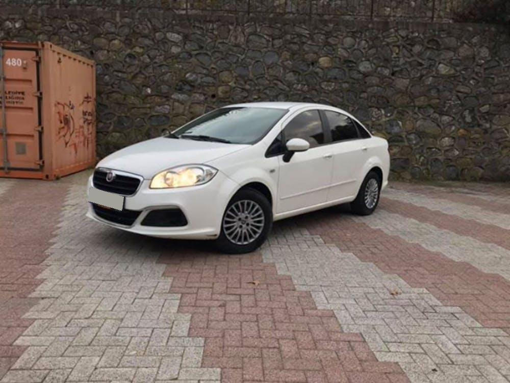 FIAT Linea 2014 Model Dizel Manuel Vites Kiralik Araç - BB9A