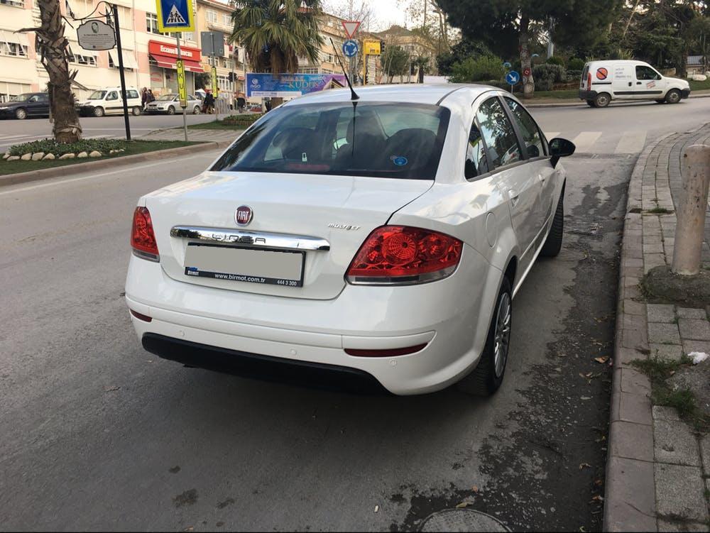 FIAT Linea 2016 Model Dizel Manuel Vites Kiralik Araç - 5066