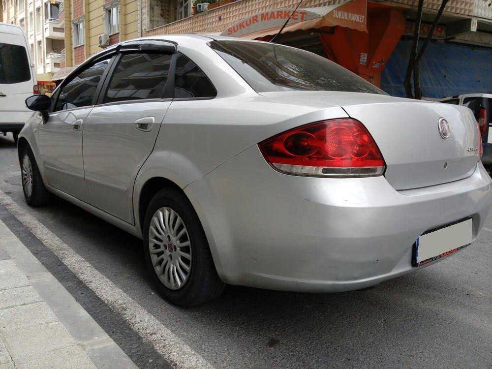 FIAT Linea 2011 Model Dizel Manuel Vites Kiralik Araç - 12E2