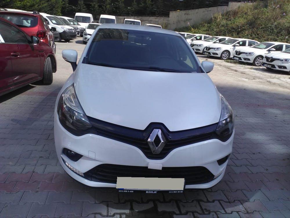 RENAULT Clio 2018 Model Benzin Manuel Vites Kiralik Araç - 1711