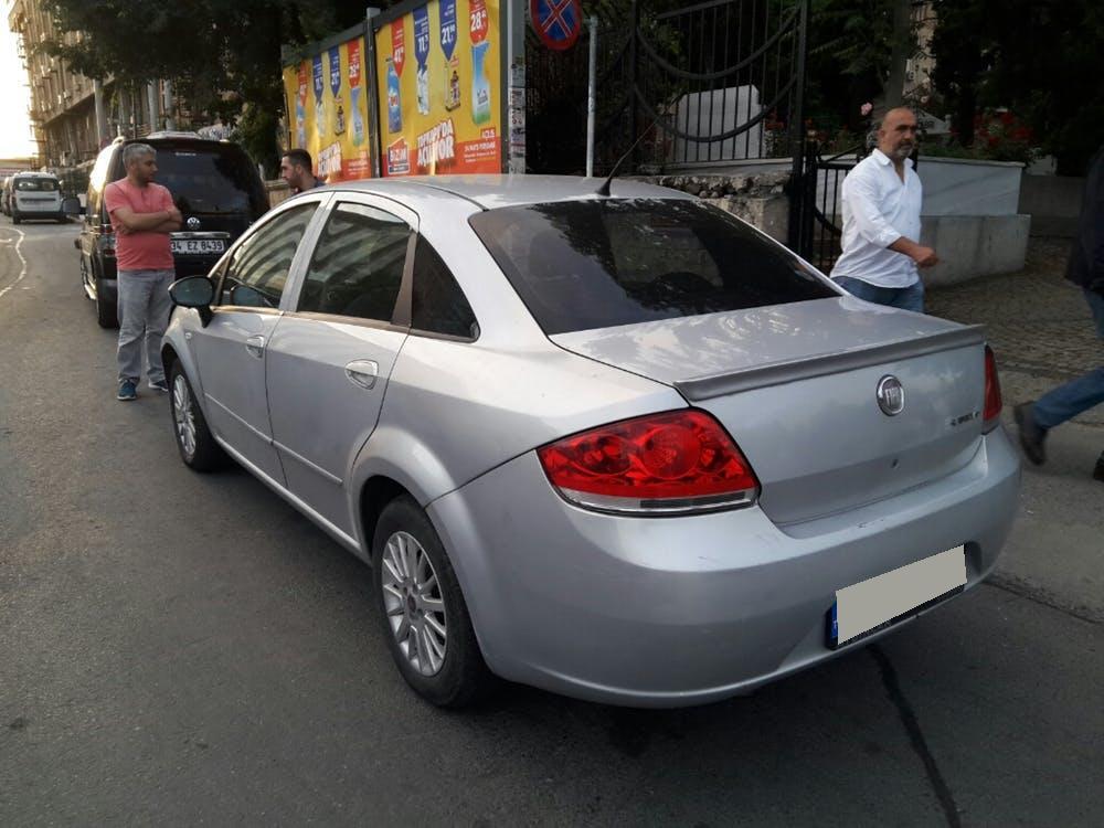 FIAT Linea 2011 Model Dizel Manuel Vites Kiralik Araç - 3942