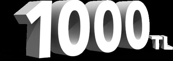 1000TL Ek Gelir